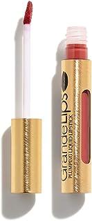 Grande Cosmetics Plumping Liquid Lipstick Semi Matte 4 g, Strawberry Rhubarb