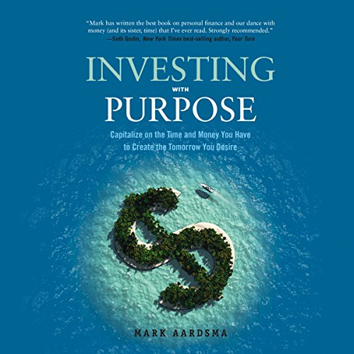 Investing with Purpose audiobook cover art