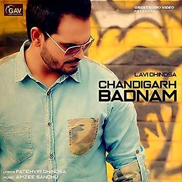Chandigarh Badnam