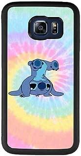 Samsung Galaxy S6 Edge [5.1 Inch] Stitch Tiedye Cell Phone Case