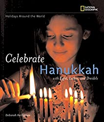 Nonfiction Hanukkah books for kids.