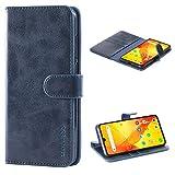 Mulbess Xiaomi Mi 9 Case Wallet, Leather Flip Phone Case