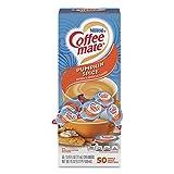 Nestle 75520 Liquid Coffee Creamer, Pumpkin Spice, 3/8 Oz (11ml)Mini Cups, 50/box