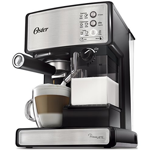 Cafetera Prima Latte Oster marca Oster