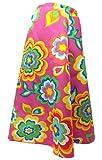 Marco Porta Hippie Stulpen Stirnband Set Flower Power Outfit 70er Jahre Schlager Kostüm Zubehör...