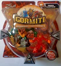 Gormiti Series 1 Branchtearer the Furious and Electricon 2 Pack