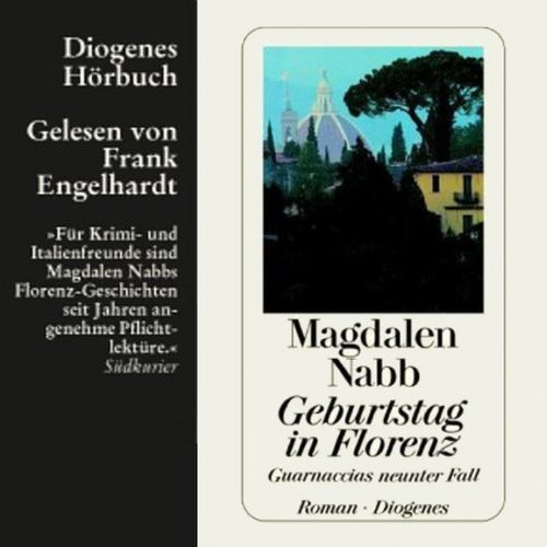 Geburtstag in Florenz audiobook cover art