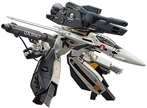 Hasegawa 1/72 The Super Dimension Fortress Macross Series No.26 VF-1S/A Strike/Super Gerwalk Valkyrie