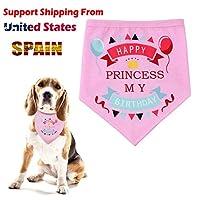 Bellaペット三角形タオルペット用品犬のスカーフ首輪ペットの首輪タオル唾液タオル犬の首輪犬のバンダナペットアクセサリーペット唾液タオル