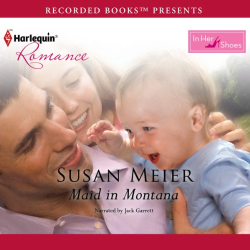Maid in Montana audiobook cover art