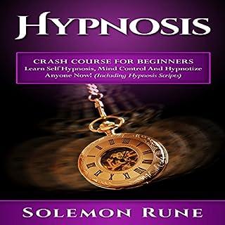 Hypnosis: Crash Course for Beginners Titelbild