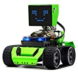STEM Robot Kit - DIY 6 in 1 Advanced Mechanical Building Block with Remote Control for Kids,...