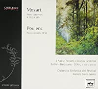 Mozart/Poulenc: 2 and 3 Piano