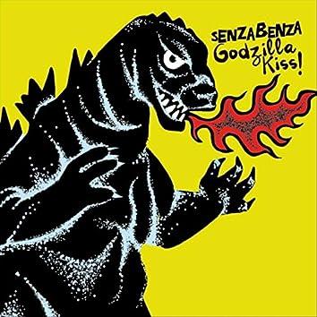 Godzilla Kiss!