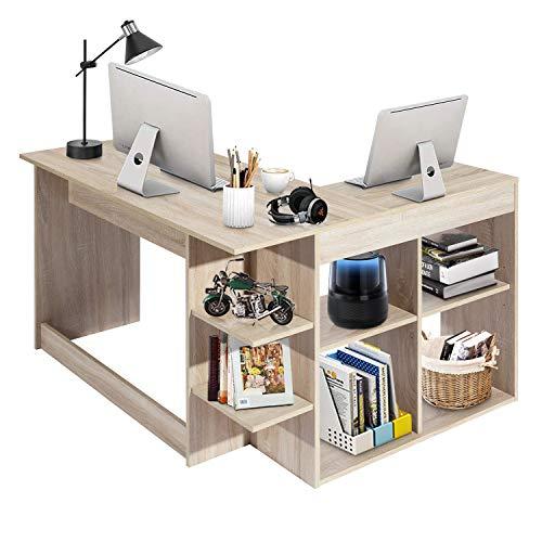 escritorio de madera de la marca FurnitureR