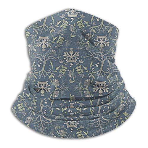 Lawenp Outlander Pattern Kopfbedeckungen Bandana Schal Warme multifunktionale Sportarten für Männer/Frauen