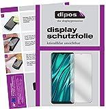 dipos I 4X Schutzfolie klar kompatibel mit HiSense King Kong 6 Folie Bildschirmschutzfolie (2X Vorderseite + 2X Rückseite)