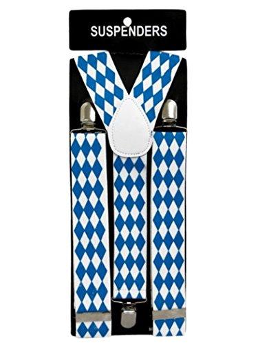 Bayern bretelles bleu