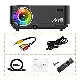 IMG-2 mini proiettore portatile artlii lcd