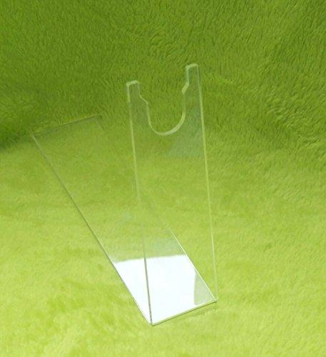 RUIXUAN 5 x Transparente Acrylpistolen-Halterung für Pistolen, Pistolenständer zum Ausstellen und Ausstellen