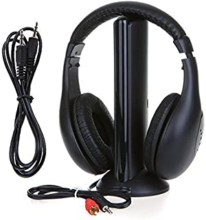 Smartera Transmisor y Receptor inalámbrico RF para PC y Escucha Audio de la TV
