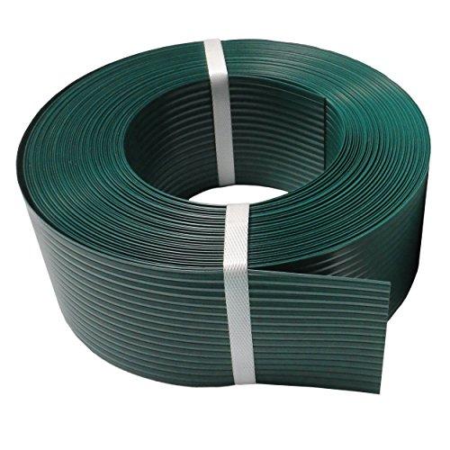 Thermoplastique Bande Brise Vue 95 Cm X 52 M 494 M2 Vert Garantie 5 Ans
