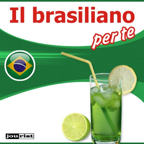 Il brasiliano per te audiobook cover art