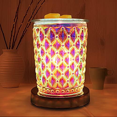 Awardroom Oil Burner Electric Wax Burner Touch Sensitive Electric Wax Melt...