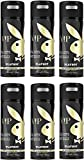 Playboy VIP Men Deo Body Spray, 6er Pack(6 x 150 ml)