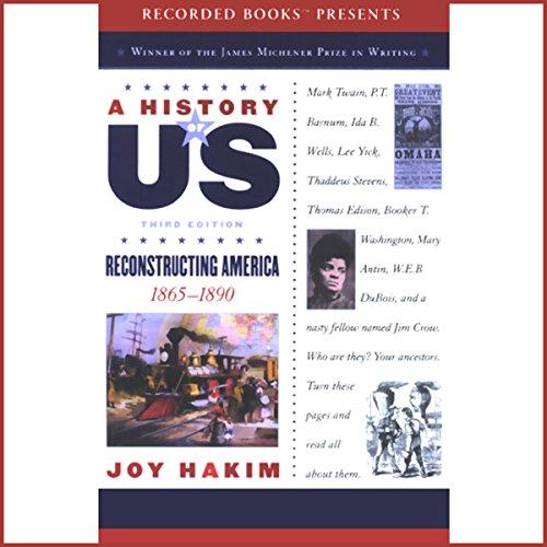 Reconstructing America cover art