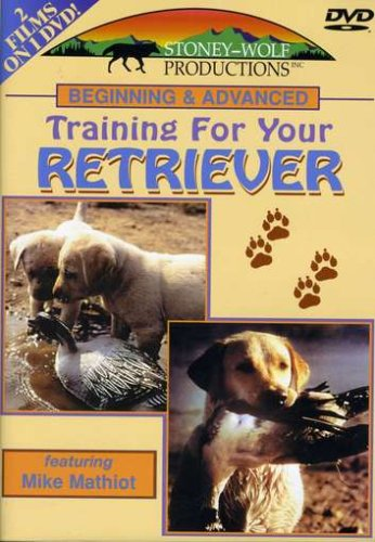 Beginning & Advanced Training for Your Retriever