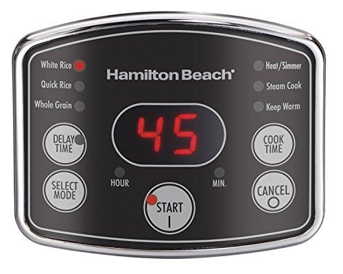 Cuiseur à Riz Hamilton Beach - Modèle 37541 - 4