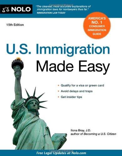 U S Immigration Made Easy