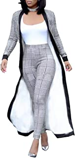 chenshiba-JP 女性2ピースの衣装花オープンフロントカーディガンは、レギンス