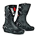Sidi Cobra Street Motorcycle Boot Black Size: 11.5