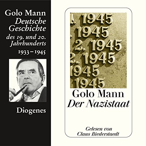 Der Nazistaat audiobook cover art
