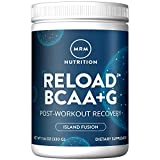 MRM BCAA+G Reload Post-Workout Recovery – Island Fusion, 330g - 24 Servings Per Container