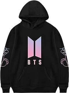 Delightry BTS Love Yourself Answer Women Hoodie Sweatshirt Long Sleeve Hoodies