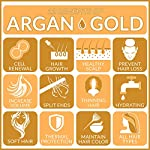 artnaturals Argan Hair Growth Conditioner - (16 Fl Oz / 473ml) - Sulfate Free - Treatment for Hair Loss, Thinning… 6
