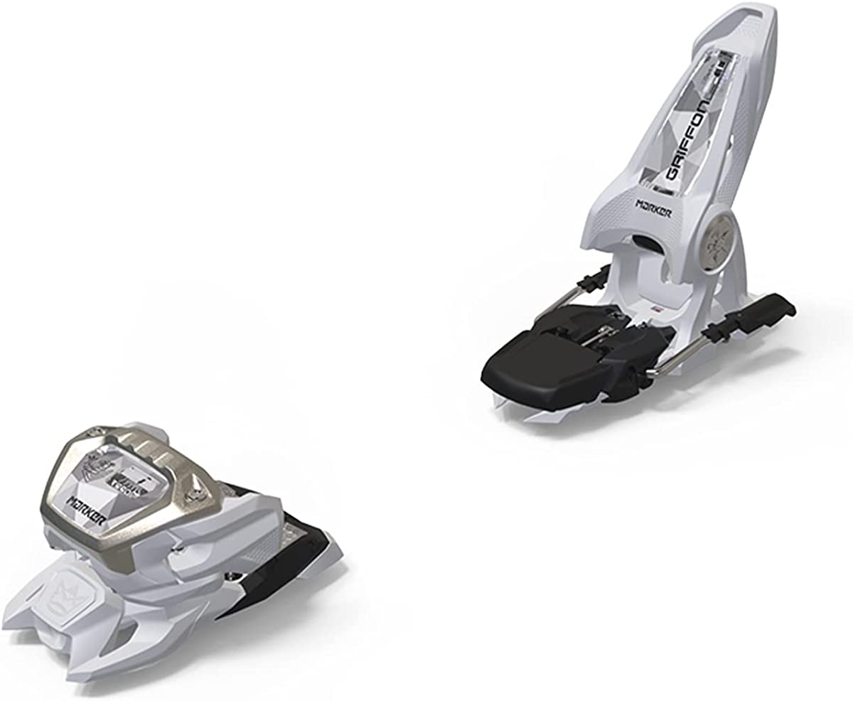 Marker Griffon 67% OFF of fixed price Attention brand 13 ID Ski Bindings White 2020 - 100mm