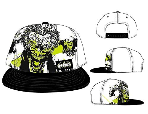 PCM Batman Snap Back Cap Joker Comics Caps tzen