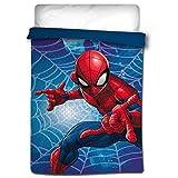 Colcha boutí termosellada Spiderman para Cama de 90