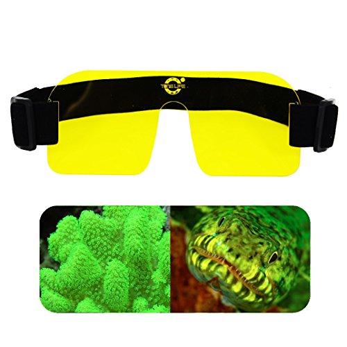 Gafas De Buceo Linterna  marca Tonelife
