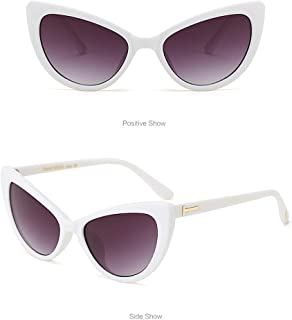 6bd6afcb46c AMOFINY Fashion Glasses Fashion Vintage Cat Eye Big Frame Sunglasses Retro Eyewear  Fashion Ladies Man