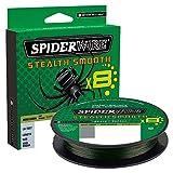 Spiderwire Tresse 8 Brins Stealth Smooth8-0.13mm - 11.2Kg - 300m - Moss Green -...