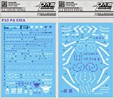 Fits Bandai Gundam Decal Decals PG 1/60 EXIA 00 Banshee RED Frame ASTRAY 00R (PG EXIA)