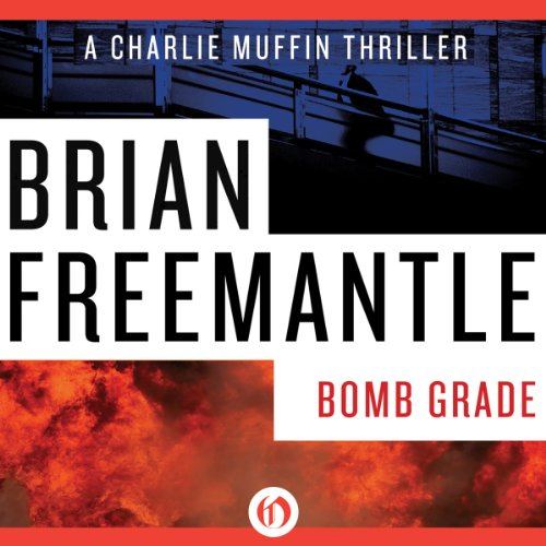 Bomb Grade audiobook cover art