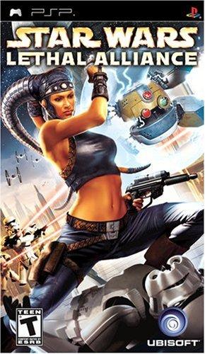 Ubisoft Star Wars: Lethal Alliance, PSP - Juego (PSP, PlayStation Portable (PSP), Acción / Aventura, Ubisoft Montreal, T (Teen), ENG, Ubisoft)
