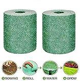 Green Grass Mat, Erba Seed Mat, Fertilizzante Per Il Giardino Picnic Giardino Prato Mat Impianto, Terreno Solido Moisturizing Hot Garden Mat Impianto Per Antivento 20 X 1000 Centimetri (20 * 1000cm)