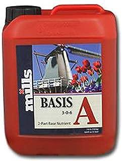 Mills Nutrients Basis A (5 Liter)